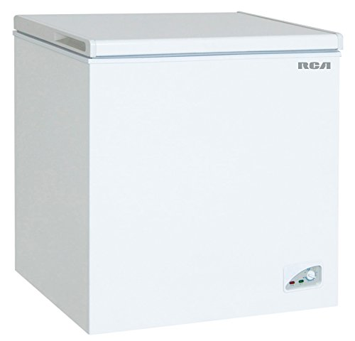 Cubic Foot Chest Freezer White