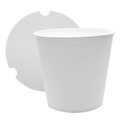 Containers 170oz Large Food Buckets with Lids ()