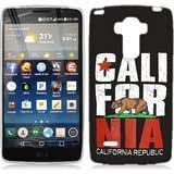 for LG G Stylo Black California Phone Cover Case