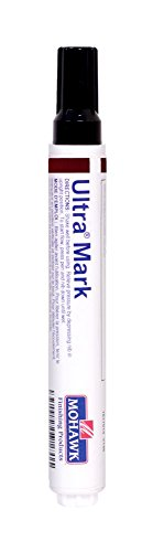 Mohawk Ultra Mark Wood Stain Touch Up Marker (Dark Red -
