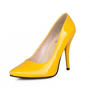 pwne Las Mujeres Sandalias De Verano Caen Club Zapatos Zapatos Formales Comfort Novedad Oficina Exterior De Piel Sintética Pu &Amp; Carrera Parte &Amp; Casual Vestido De Noche US6 / EU36 / UK4 / CN36