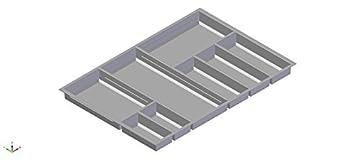 Besteckeinsatz Move 80 cm Kunststoff: Amazon.de: Küche & Haushalt