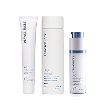 Hydrating Antioxidant Oral Care System: Combats Dry Mouth Sensations and Feelings of Oral Dehydration