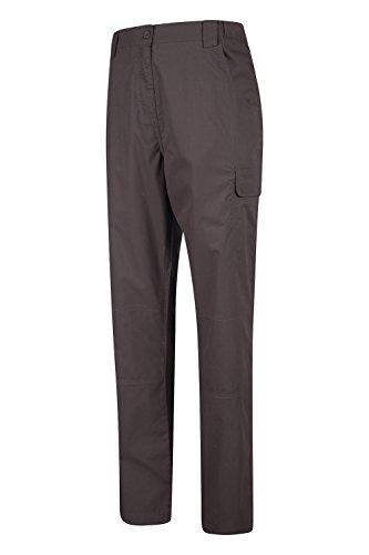 Mountain Warehouse Pantalón Trek para mujer Marrón