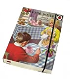 LADYBIRD Notebook Lined Journal - Let Me Write