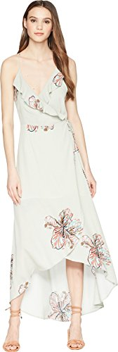 Lucy Love Women's Alter Your Mood Dress, Sage, Small by Lucy Love