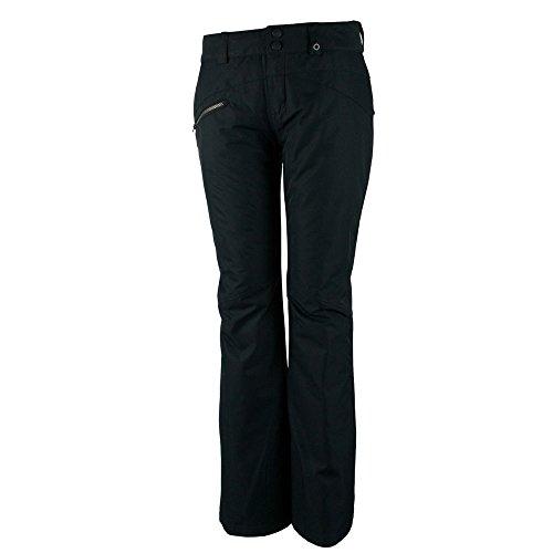 Obermeyer Malta Pant - Women's Black 14 Short by Obermeyer