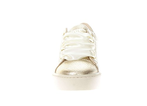 Gris Urny Femme Gymnastique Plati Guess Plati Chaussures de UqTXp