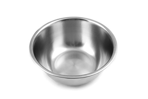 Fox Run 7329 Large Mixing Bowl 6.25-Quart Stainless Steel (Steel Fox Stainless Run Mixing Bowl)