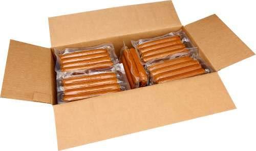 Field Roast Vegan Plant Based Frankfurters 8 links per pack (Pack of 9)