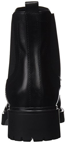 Chelsea Para black Mujer Botas D Peaceful Geox A Negro RqwHpxgv