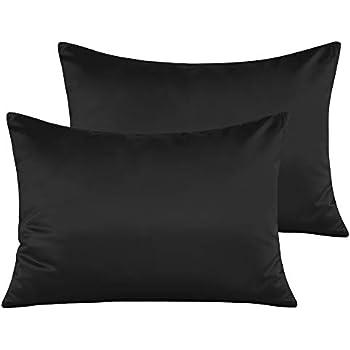 Amazon.com: NTBAY Satin Toddler Pillowcases, Travel Pillow