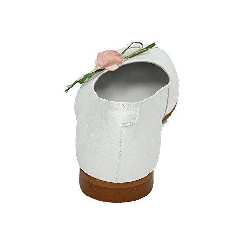 BAMBINELLI Mädchen Pumps Weiß