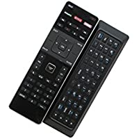 hotsmtbang Replacement Remote Control For Vizio D43-D2 D55-D2 D65-D2 XVT3D554SV XVT3D650SV E422VA Smart Plasma LED HDTV TV