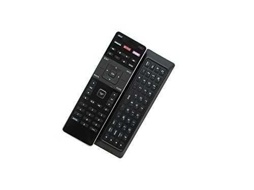 hotsmtbang Replacement Remote Control For Vizio D43-D2 D55-D2 D65-D2 XVT3D554SV XVT3D650SV E422VA Smart Plasma LED HDTV TV (Plasma Vizio Remote For Tv)