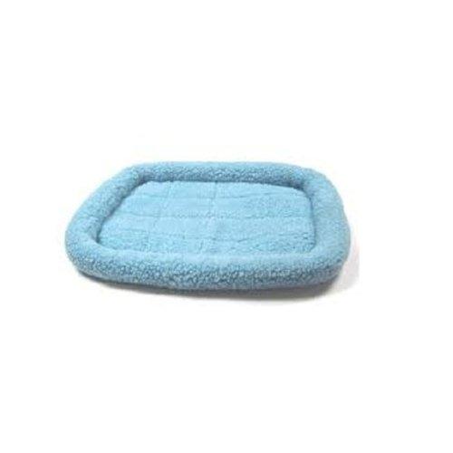 Grain Valley Fleece2000blueE SnooZZy Fleece Bumper 2000 Baby bluee