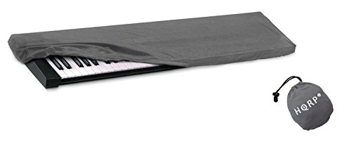 HQRP Elastic Dust Cover w/ Bag (Gray) for Kawai 76-Key for sale  Delivered anywhere in Canada