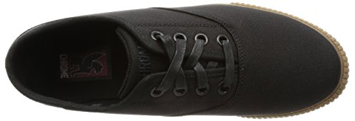 Black Mens Chrome gum Pro Truk Black Shoes Bike axIwISqrX