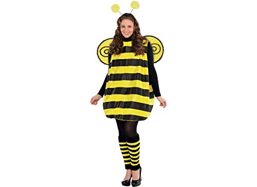 Amscan Adult Darling Bee Costume Plus Size