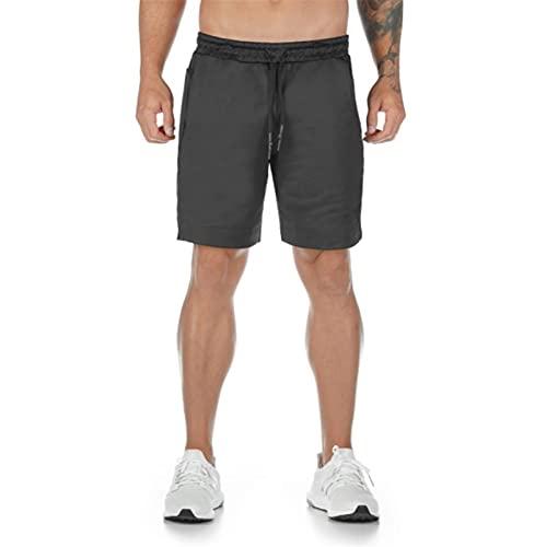 KAHS Running Shorts Heren 2-in-1 Sport Jogging Fitness Shorts Training Sneldrogende Heren Gym Heren Shorts Sport Gym…