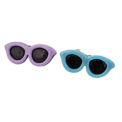 Amazon.com : eDealMax Clips gafas de sol Para Perros Pet ...