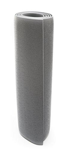 Bertech ESD Anti Fatigue Floor Mat Roll, 3' Wide x 10' Long x 0.375'' Thick, Gray (Made in USA) by Bertech (Image #2)