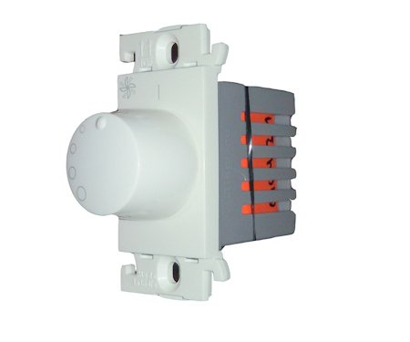 Legrand Mylinc 100W Fan Regulator Switches & Dimmers at amazon