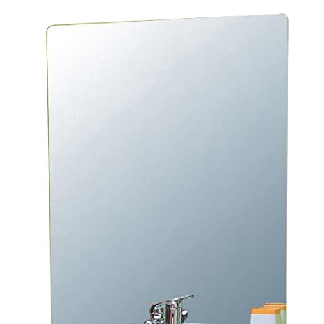 Specchio 100 X 80.Specchio Da Bagno In Vetro Bisellato 80 X 100 Amazon It