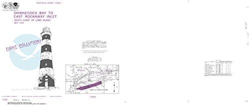 NOAA Chart 12352: Shinnecock Bay to East Rockaway Inlet
