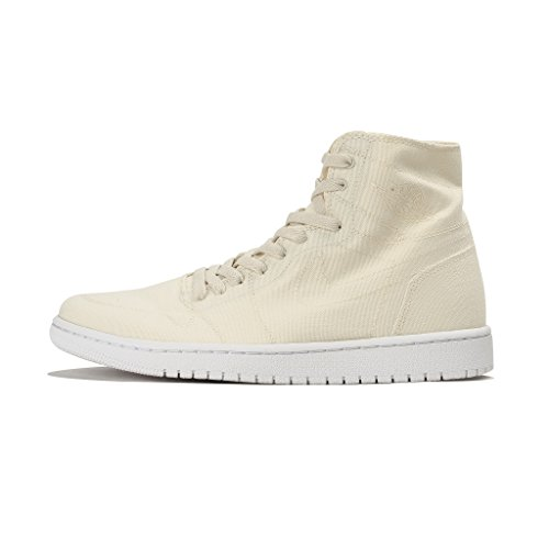 Jordan Herren Air 1 Retro Hoch Decon 867338-100 Natürlich/weiß