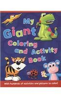 Download My Giant Coloring and Activity Book ebook