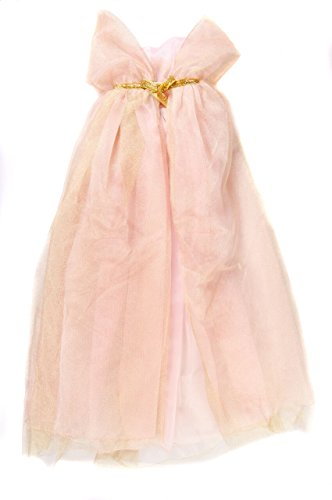 Great Pretenders Royal Princess Cape - Gold/Pink