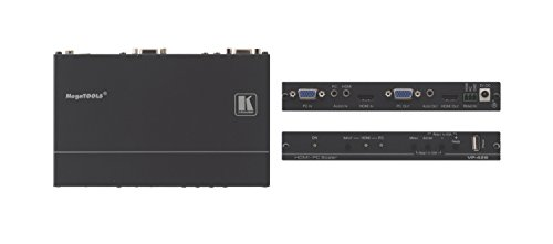 Kramer Electronics VP-426 HDMI/Computer Graphics Video & HDTV ProScale Digital Scaler