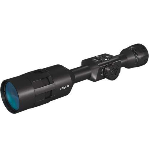 ATN X-Sight 4K Buckhunter Smart Daytime Riflescope, Black, One Size