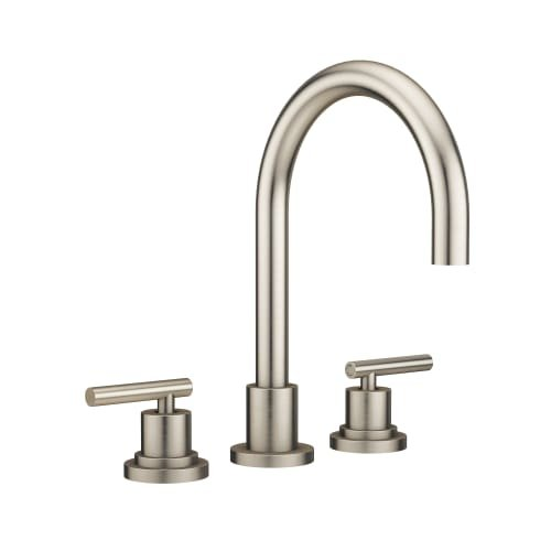 Jacuzzi MX858 Salone Deck Mounted Roman Tub Filler, Brushed Nickel