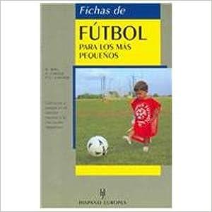 Descargas gratuitas de ebooks de texto Fichas de futbol para los mas pequeños PDF