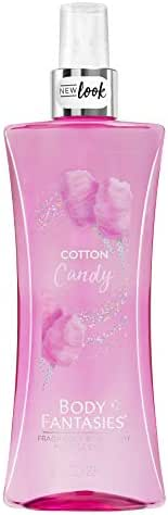 Parfurms De Coeur Cotton Candy Fantasies Signature Body Spray for Women, 8.0 Ounce