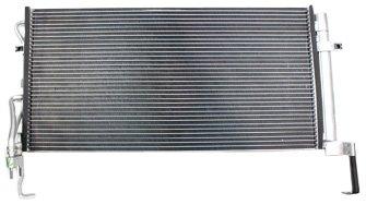 TYC 3030 Hyundai Santa FE Parallel Flow Replacement Condenser