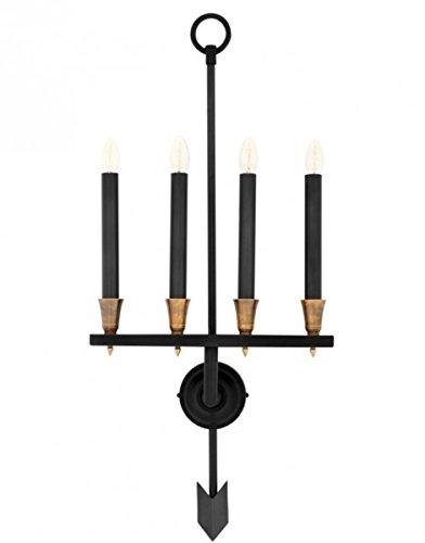 Casa Padrino Luxus Wandleuchte - Luxus Leuchte Leuchte Leuchte B01N6DP48N   Lass unsere Waren in die Welt gehen  3127c0