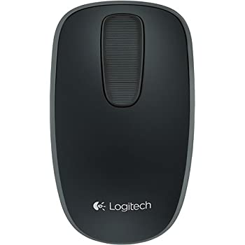 eb3c1a39ee6 Amazon.com: Logitech Zone Touch Mouse T400 for Windows 8 - Black ...