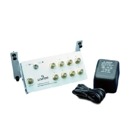 Leviton 47692-GSM X8 2GHZ ENHANCED RF Leviton Video Amplifier