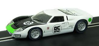 (Scalextric Ford GT40 MkII 1966 #95)