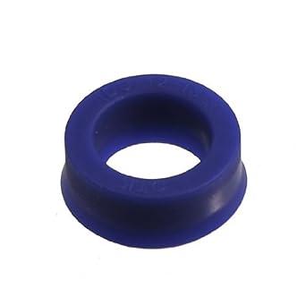 eDealMax 12 mm x 18 mm x 8 mm de poliuretano PU vástago del pistón del sello de aceite UDI: Amazon.com: Industrial & Scientific