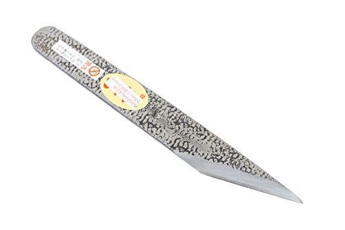 Kiridashi Knife Japanese Kogatana Woodworking Fujiwara Yasuki White 2 Steel Blade Width 21mm by Fujiwara Japanese knife