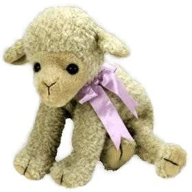 TY Classic Plush - LOVIE the Lamb by TY Stuffed toy