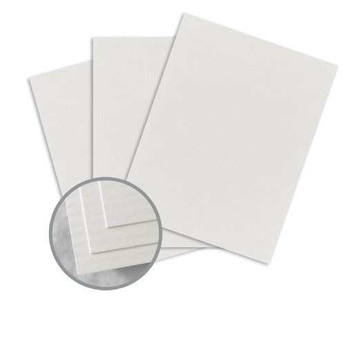 (CLASSIC COLUMNS Antique Gray Card Stock - 18 x 12 in 80 lb Cover Lineal Digital 250 per Package)