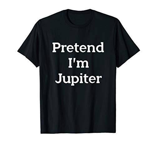 Jupiter Halloween Costume (Pretend I'm Jupiter Costume Funny Planet Halloween Party)