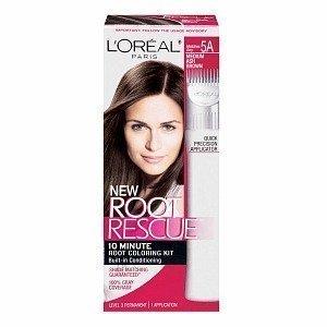 loreal kit de coloration racines root rescue formule retouche repousses rapide - Retouche Coloration
