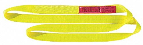 12 ft. Endless - Type 5 Web Sling, Nylon, Number of Plies: 2, 1