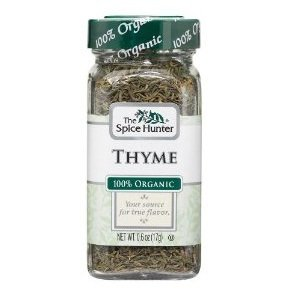 Spice Hunter Thyme Org